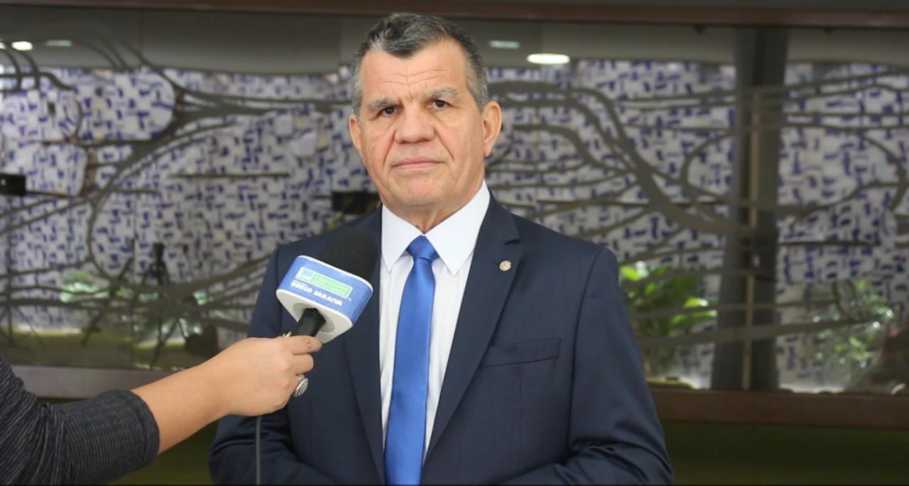 Semana intensa e bancada em alerta, diz Bosco Saraiva