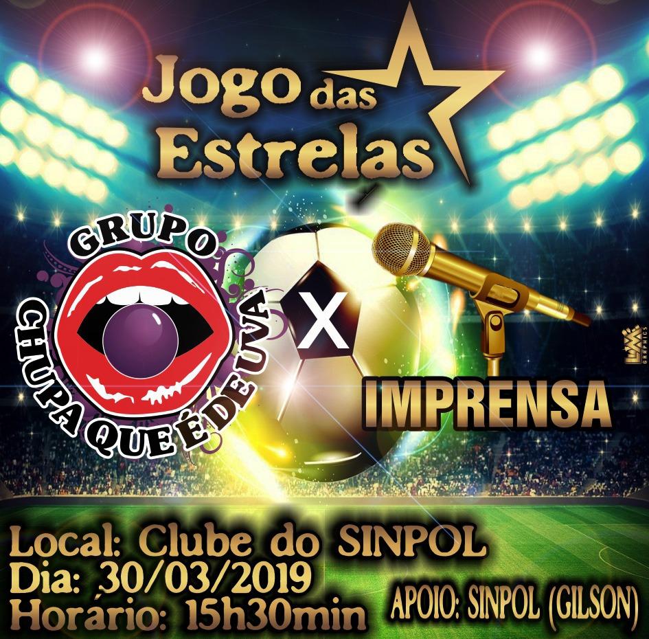 Primeira edição do Jogo das Estrelas acontece neste sábado na Arena Sinpol
