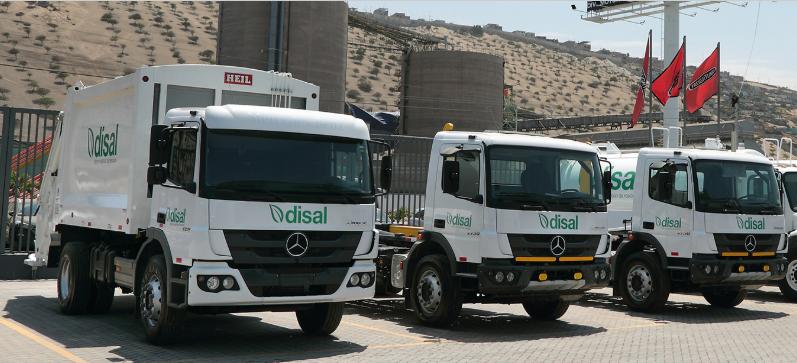 Mercedes-Benz exporta 22 caminhões Atego para o Peru